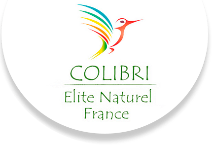 Colibri Elite Naturel France Logo